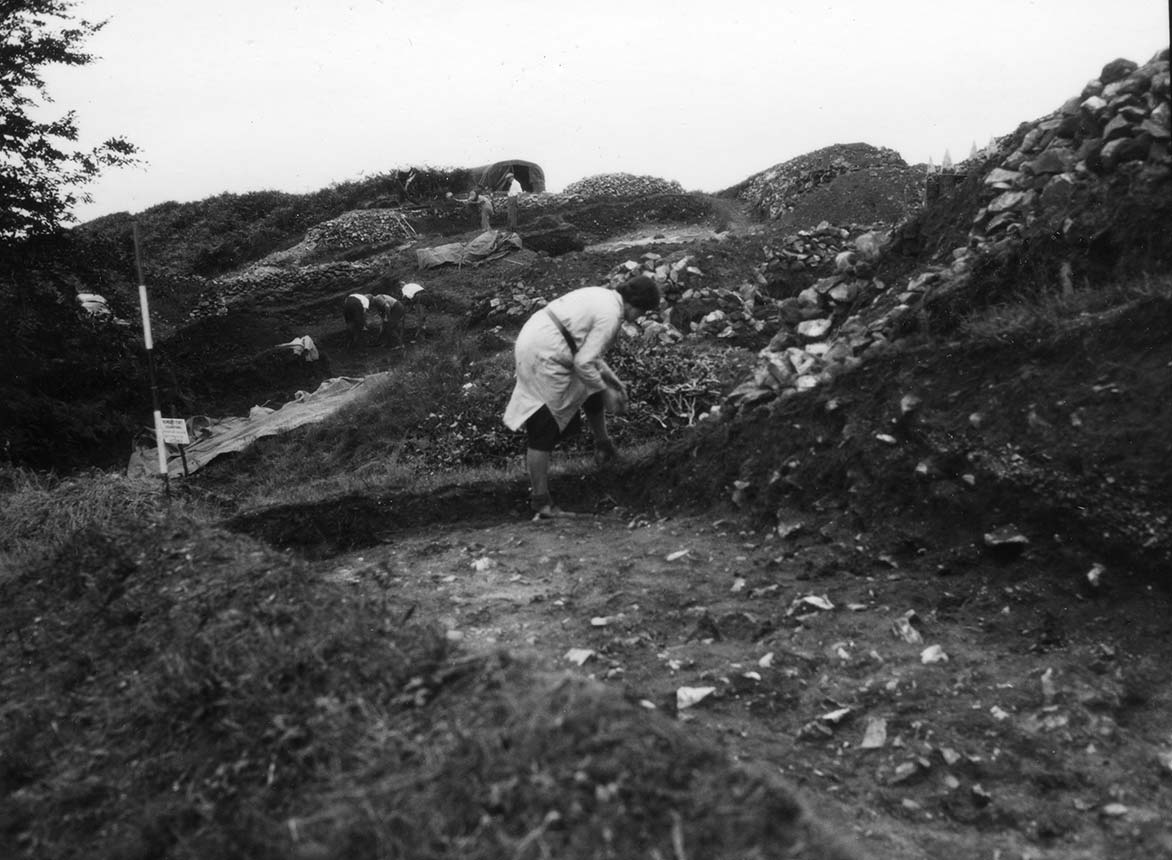 Excavations at Hembury